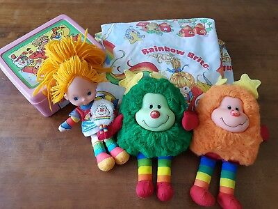 Ultimate Rainbow Brite collection!