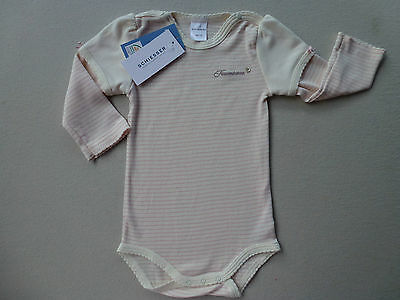 Schiesser Baby Bodysuit Long Sleeved Jack of All Trades 74 80 86 92 98 104