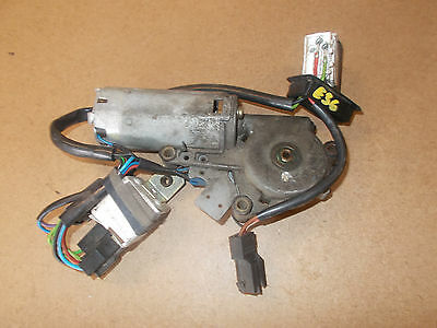 BMW E36 318i 325I Sunroof Motor with Relay and Switch C Part 8362364