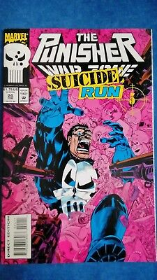 The Punisher War Zone Vol.1 (1992-1995) Issue #24  NM Marvel