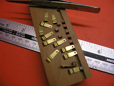 00 Hornby/triang Spares Solder Your Own Wooden Jig 1 Off