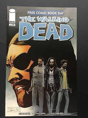 The Walking Dead - Free Comic Book Day 2013 VF NM