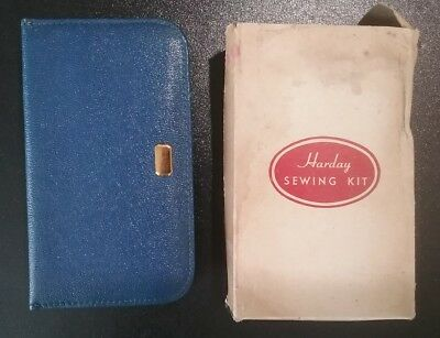 Vintage Harday Sewing Kit W/ Thread Unopened