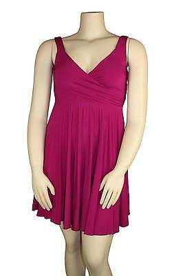 f004730538a SPENSE PETITE DRESS Sleeveless Pleated Crushed Velvet 8P -  9.99 ...