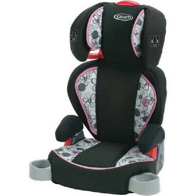 Graco Turbo Booster - High Back & Backless Child Car Seat