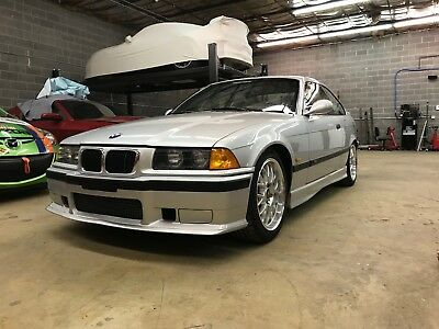 1999 BMW M3  upercharged 1999 BMW M3 (Tastefully modified for track days)