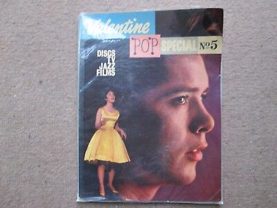 Valentine Pop Special No. 5, Cliff Richard and Helen Shapiro on Cover