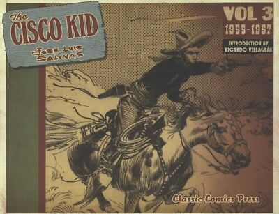 Cisco Kid Jose Luis Salinas & Reed Tpb Vol 3 New/unread