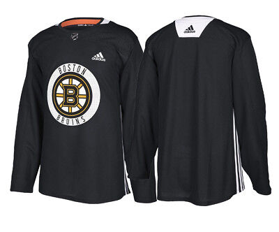 dadeca25ef2 BOSTON BRUINS ADIDAS Authentic Black Player Practice Jersey - $99.99 ...