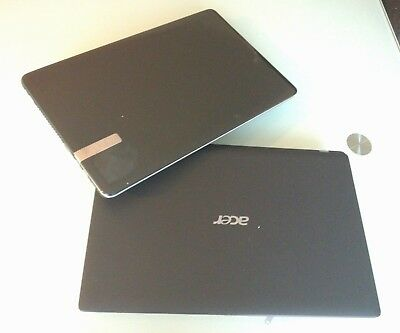 Acer Laptops i5 series and intel Pentium joblot. Light on.