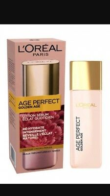 L'oréal Age Perfect Golden Âge Lotion Sérum Éclat Quotidien 125ml