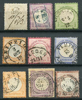 Germany (Reich) 1872 -  Selection classics