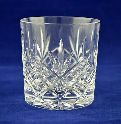 "Edinburgh Crystal ""BALMORAL"" Whiskey Glass – 8.3cms (3-1/4″) Tall"