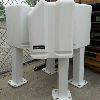 LiftMaster Tower MADCBB3 MA-DC-BB3 Barrier Gate Operator Commercial Swing Arm