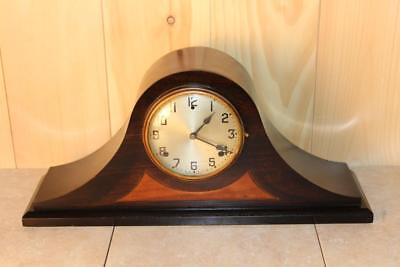 Antique Gilbert 8 Day Time and Chime Mantle Clock