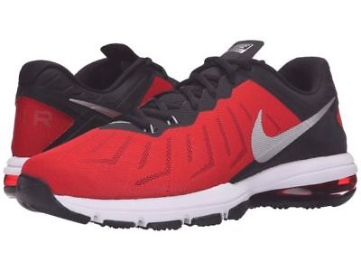 new style 6a396 46abc NIB Men s NIKE Air Max Full Ride TR Sneakers Shoes 819004 600 BLACK RED