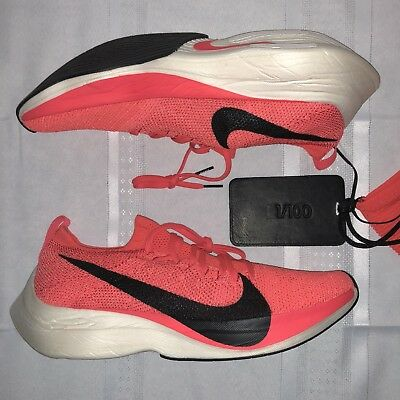 636c13d34baa1 Nike Zoom Vaporfly Elite sz 12 Crimson (Pair  1 of 100) Breaking2 880849