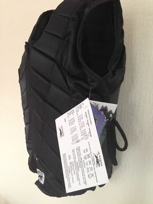 ADULT Small BRAND NEW HORSE RIDING BODY PROTECTOR. B