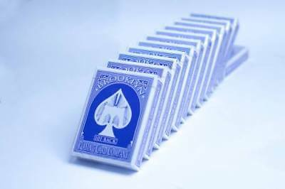 Brooklyn 101 Blue Back Rare Marked Playing Cards 163 18 00
