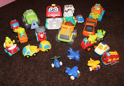Mega Lot Voitures 1Er Age Playskool