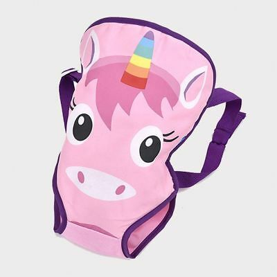 NEW Doll Front Carrier Unicorn Design