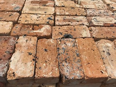 Old Sandstock Bricks - Reclaimed And Hand Cleaned Price Is Per Brick