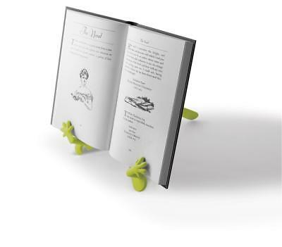 The Hands Stand - Portable Book/Tablet Holder (Lime)