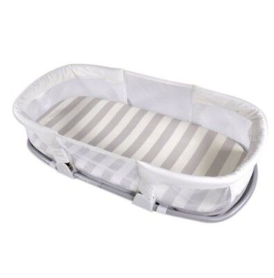 New Other - SwaddleMe By Your Side Bassinet Sleeper (Gray/White)