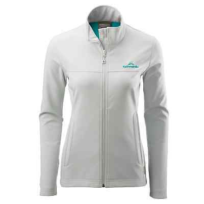 Kathmandu Arbury Womens Wind Water Repellent Softshell Fleece Inner Jacket v2