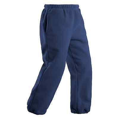 Kathmandu Magpie Children Kids' Fleece Cuffed Trousers Sweat Pants v2