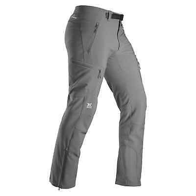 Kathmandu XT Verso Mens Softshell Hiking Pants Trousers Stretch Durable