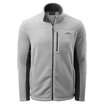 Kathmandu Trailhead 200 Mens Full Zip Warm High Neck Outdoor Fleece Jacket