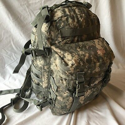 US Army Military Issue 3 Day Assault Pack no back stiffener