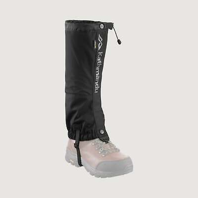 Kathmandu Long BuzzGuard Hiking Walking Waterproof Elasticated Gaiters