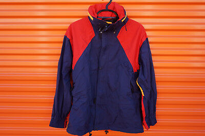 100% Authentic Classic Men s Helly Hansen KI-S Crew Coastal Jacket Size  Large 6df238d93bc