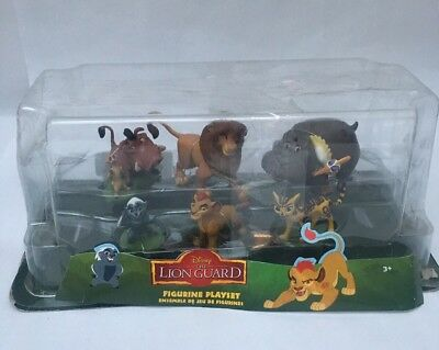 Disney The Lion King Guard PVC Figures Cake Toppers Set Of 6
