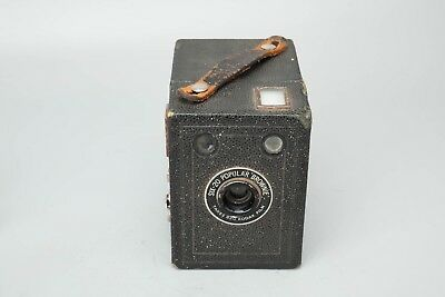 Six-20 Popular Brownie Box Film Vintage Camera, Takes 620 Kodak Film