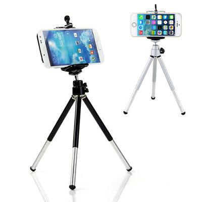 Universal 360° Mini Stand Tripod Mount + Holder For Smart Phone Iphone Groovy