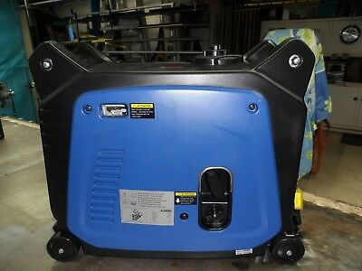 Ezy-Gen 3.5Kw Pure Sine Petrol Inverter Generator With Remote Start