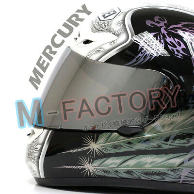 Mercury Helmet Visor for SHOEI CX1-V X-11 Raid 2 XR1000 X Spirit Multitech