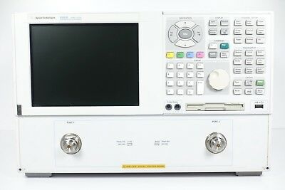 Keysight Used E8362B 10 MHZ-20GHz Vector network analyzer, 2P. Opt.010 (Agilent)