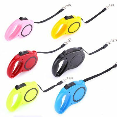 Pet Dog Traction Rope Leashes Automatic Retractable Leash Lead Collars Supplies