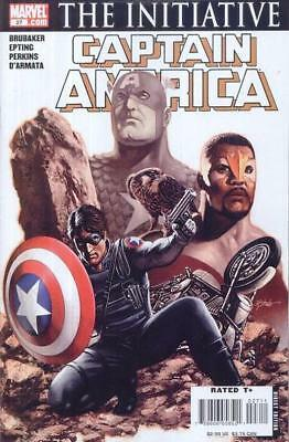 Captain America #27 (2007) 1St Printing Bagged & Boarded Marvel Comics