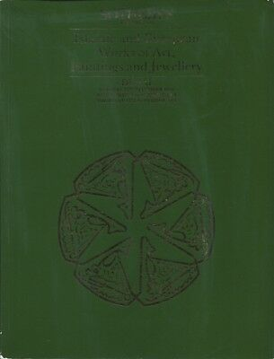SOTHEBY'S Islamic and European Works of Art, Paintings and Jewellery Dubai 1985
