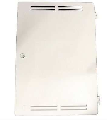 Replacement Door For White Cavity Gas Meter Box