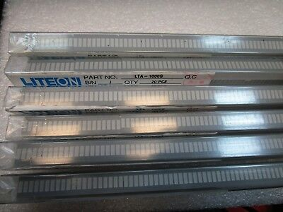 LOT X120  LTA-1000G  Lite-On   LED BAR GRAPH 10-SEGMENT GREEN