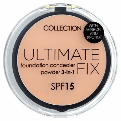 Collection Ultimate Fix Compact Foundation