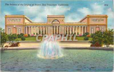 CPM The Palace of the Legion of Honor San Francisco California