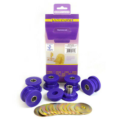 PFF80-830 Powerflex Front Subframe Bushes ROAD SERIES (6 in Box)