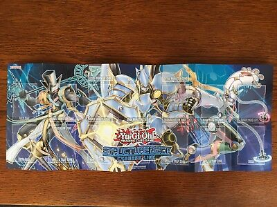 Paper Playmat - Cyberse Link Structure Deck - Yu-Gi-Oh! - Yugioh